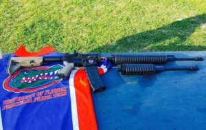 Proud sponsors of the University of Florida Pistol Team