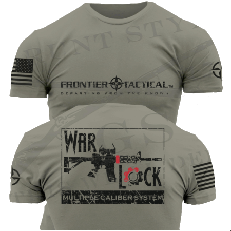 Frontier Tactical - War Lock T-Shirt
