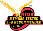 NTOA Member Tested Logo